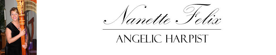 Angelic Harpist Nanette Felix